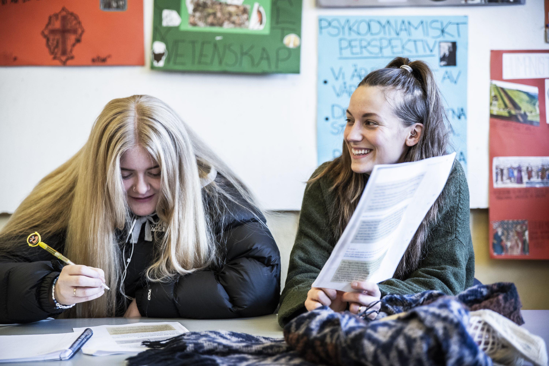 SMF studiemotiverande folkhögskolekurs